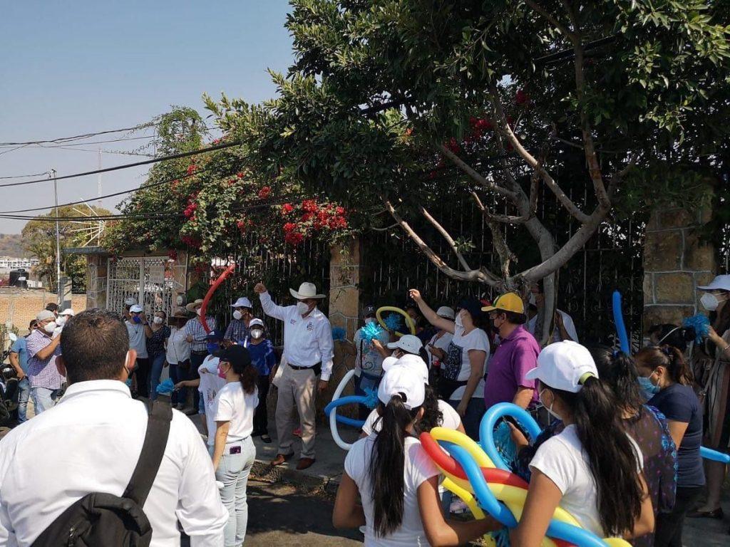 Haremos de Ixtapan de la Sal un municipio modelo: JAPQ - May 5, 2021