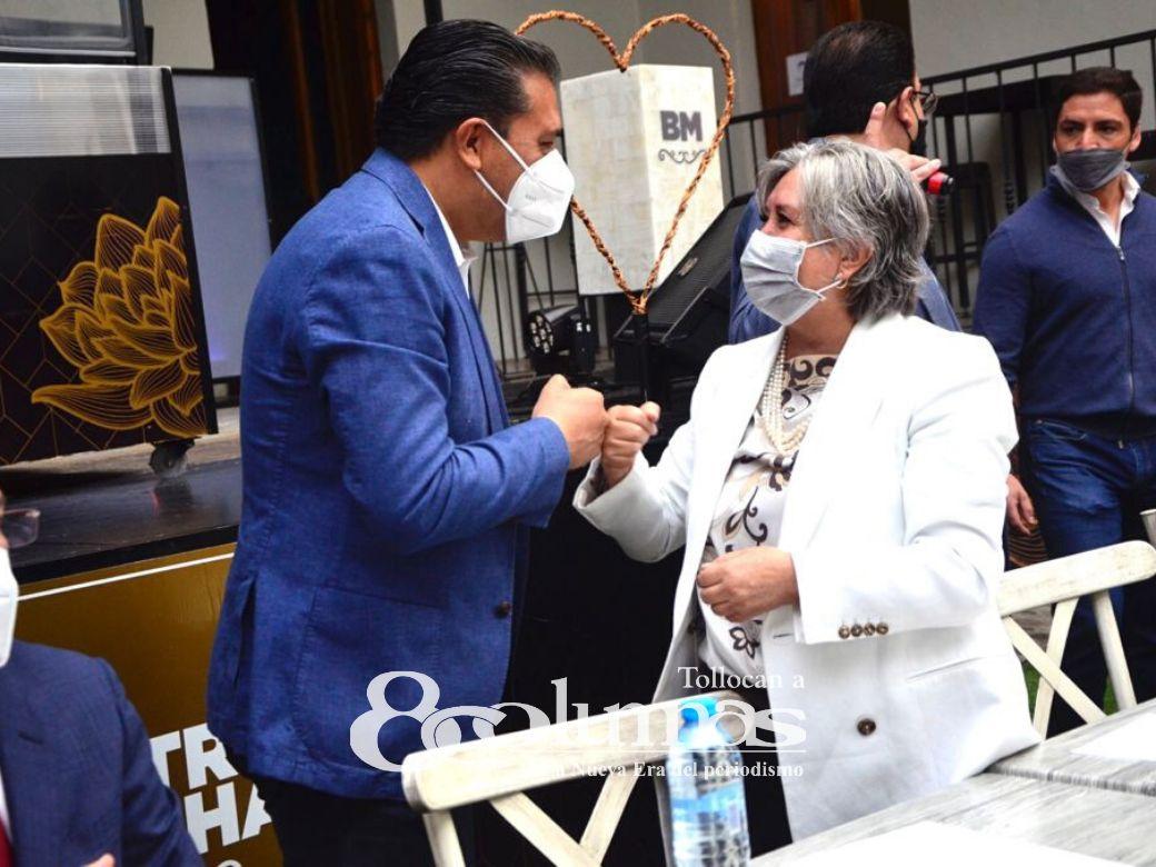 Juan Rodolfo promete a empresarios un gobierno receptivo y de resultados - May 6, 2021