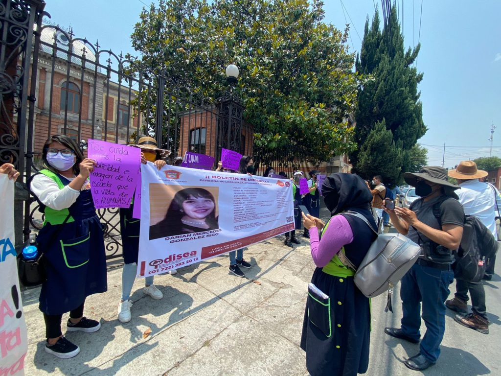 Localizan a maestra Darian en Saltillo, Coahuila - May 5, 2021