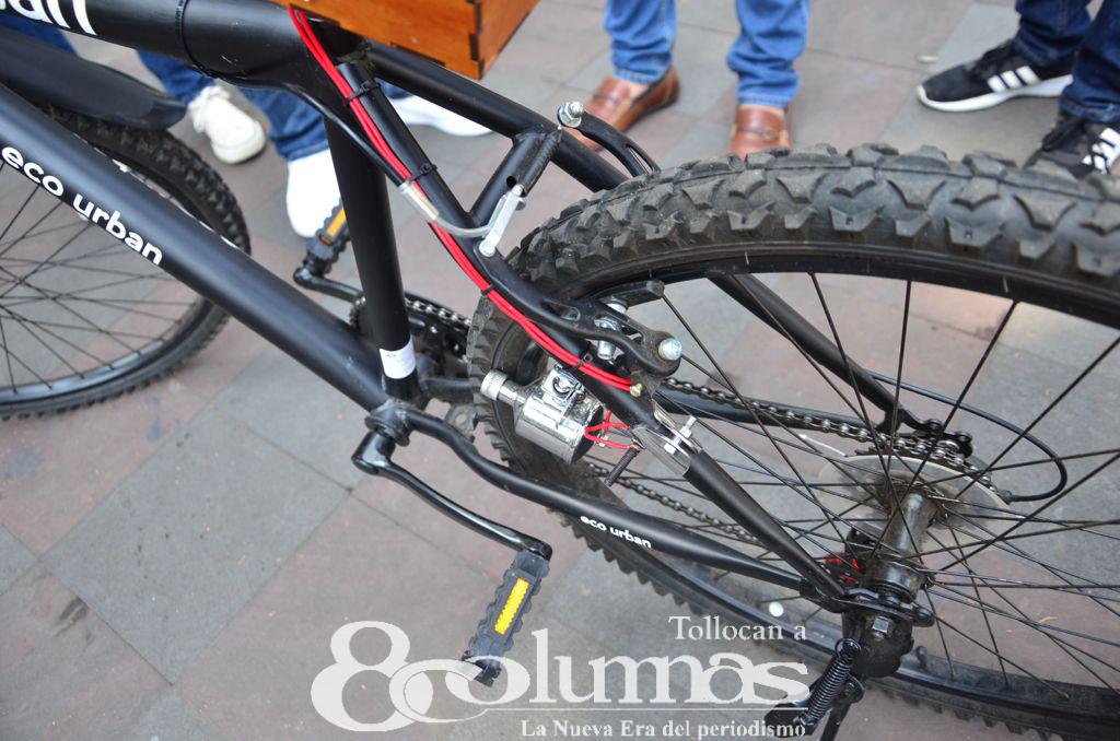 Eco Urban presenta bicicleta de energía sustentable - May 25, 2021