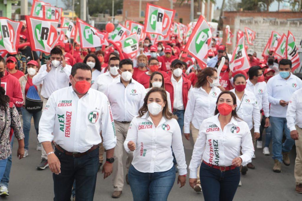 Trabajaré para mejorar las condiciones del Valle de Teotihuacán: Fernández Campillo - Jun 2, 2021