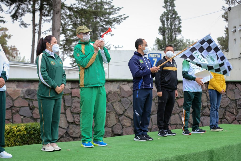Deporte, fortalece identidad y promueve vida saludable en UAEM: Rector - Jun 19, 2021