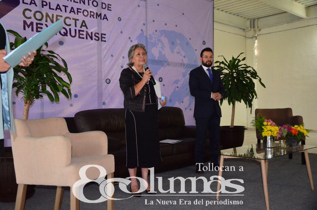 """Lanzan plataforma """"Conecta Mexiquense"""" para vincular a empresas e impulsar actividad económica - Jun 17, 2021"""