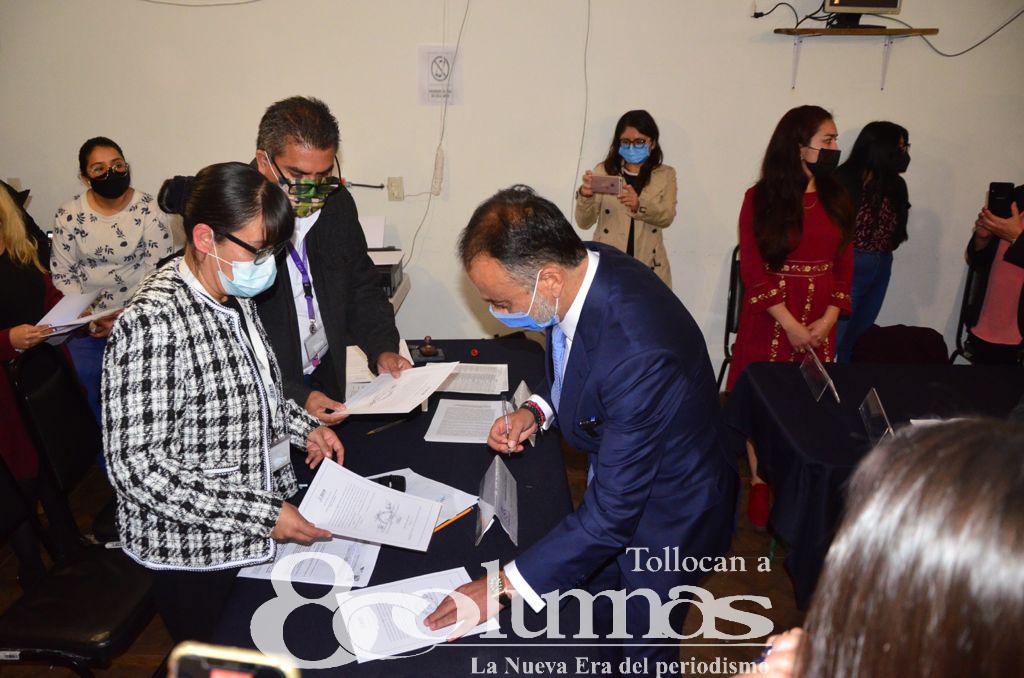 Recibe Fernando Flores constancia de mayoría - Jun 9, 2021