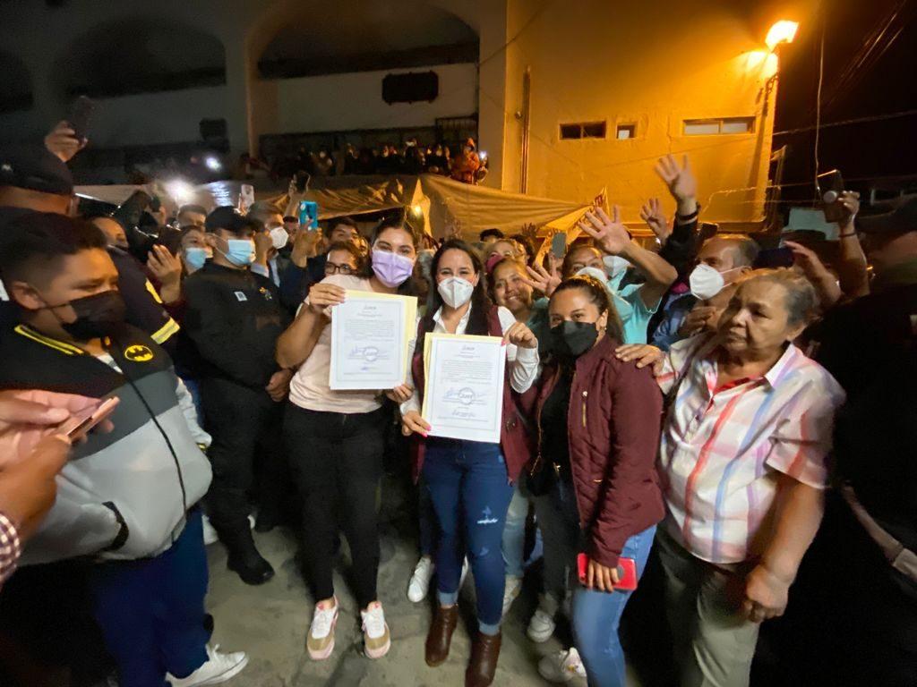 Obtiene Michelle Núñez Constancia de Mayoría en Valle de Bravo - Jun 11, 2021