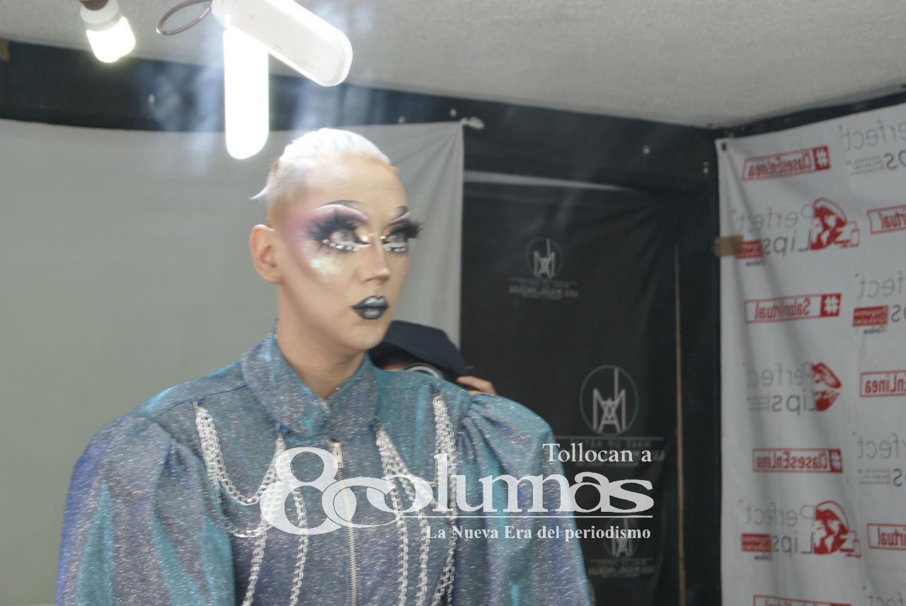 Conoce la historia de Luis Miguel, toluqueño que incursiona en el arte drag - Jul 16, 2021