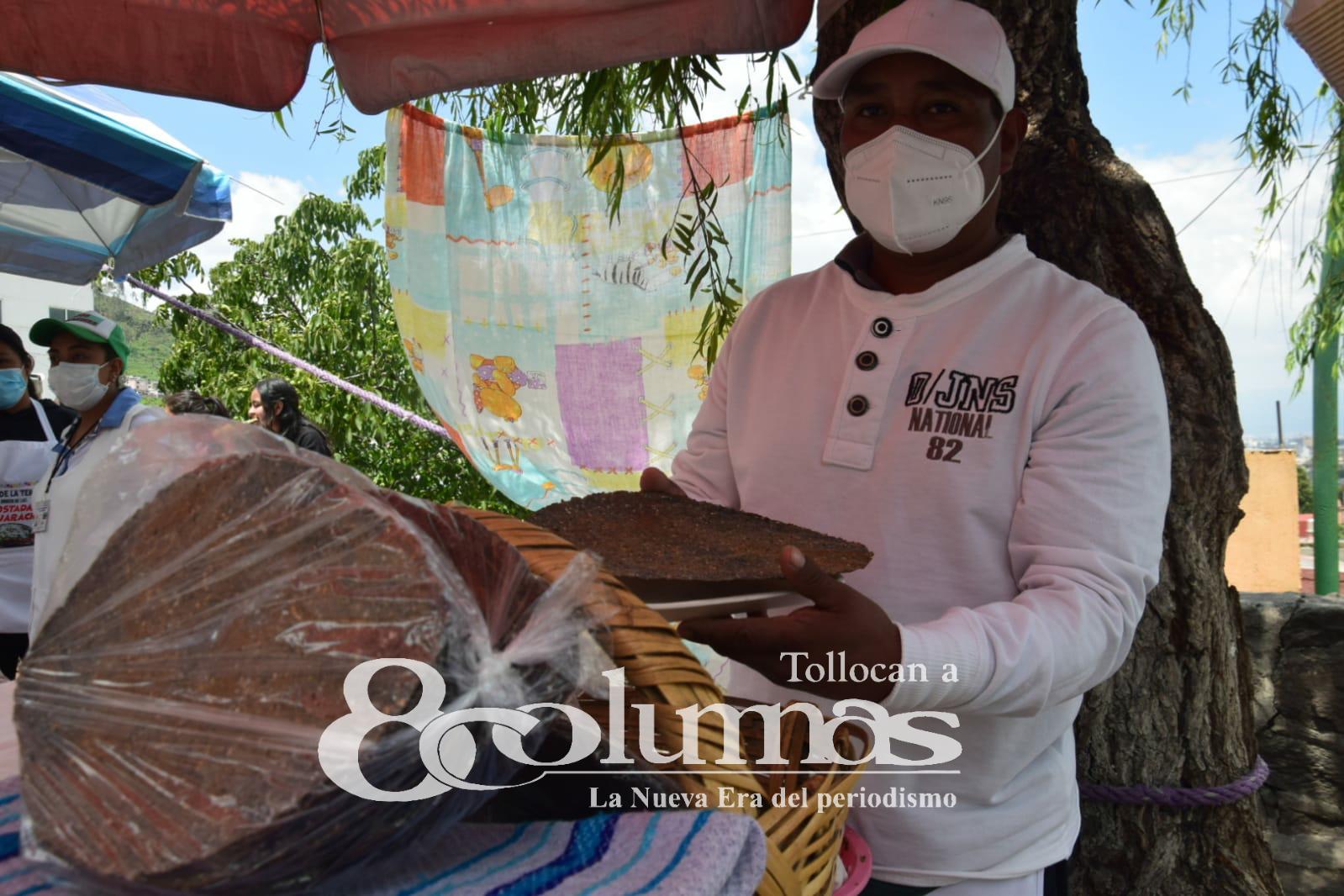 Realizan Feria del Huarache en Toluca - Jul 18, 2021