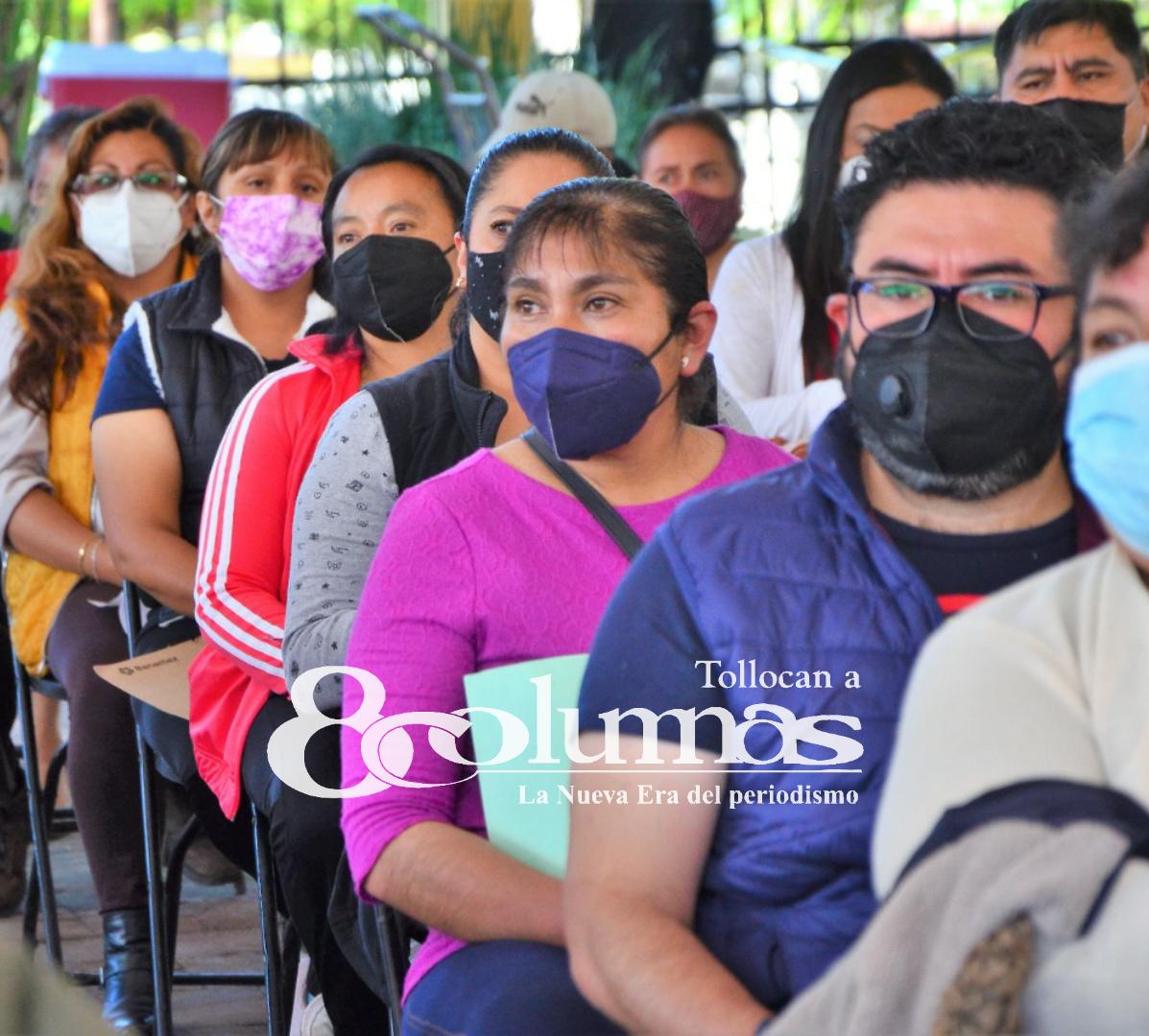 Concluye en San Mateo Atenco vacunación para mayores de 30 años - Jul 25, 2021