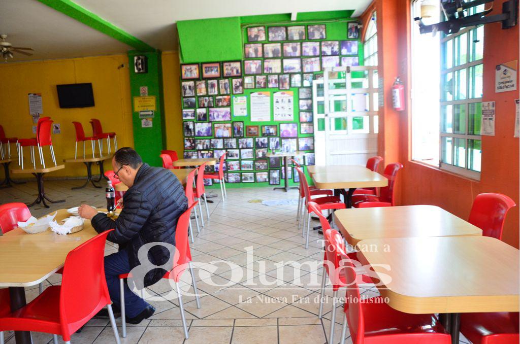 Restauranteros esperan incrementar 20% ventas en plataformas - Jul 25, 2021