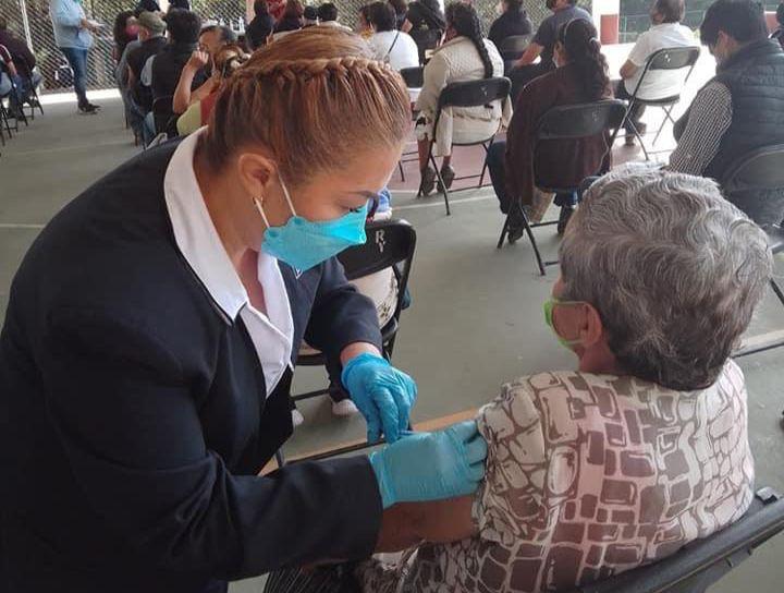 En Tenancingo concluye vacunación de adultos de 50 años - Jul 13, 2021