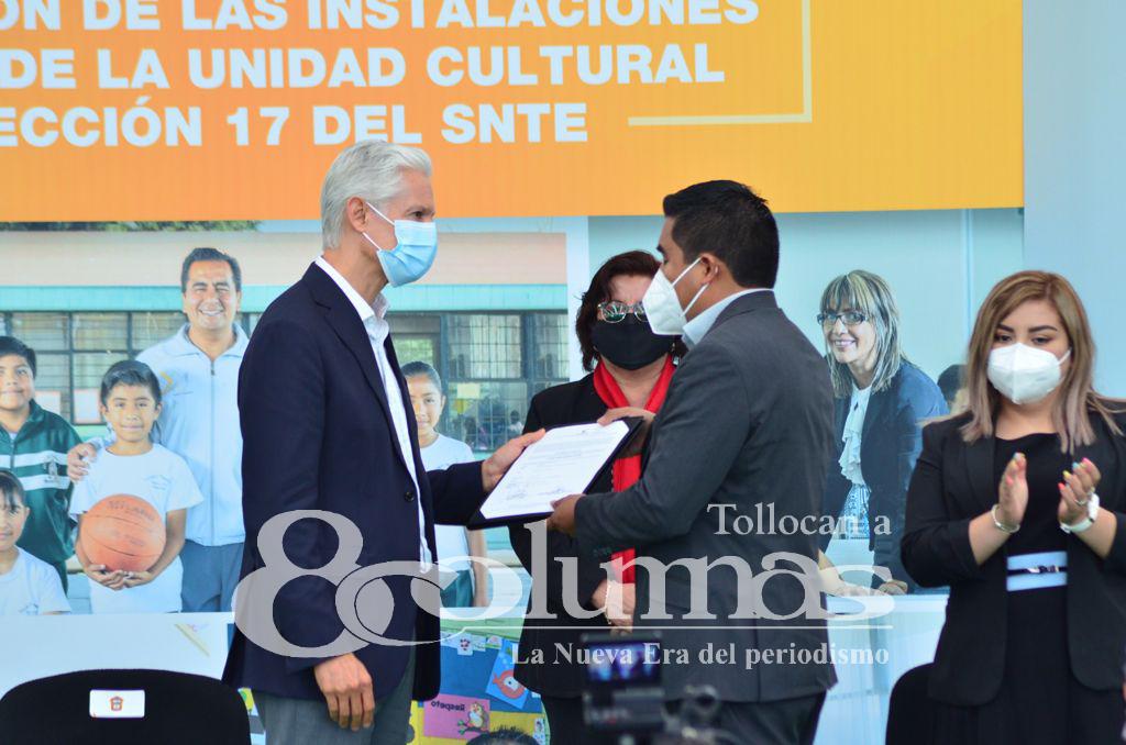 El 65% de los mexiquenses ya cuentan con, al menos, con una dosis de la vacuna contra Covid-19: ADMM - Ago 20, 2021