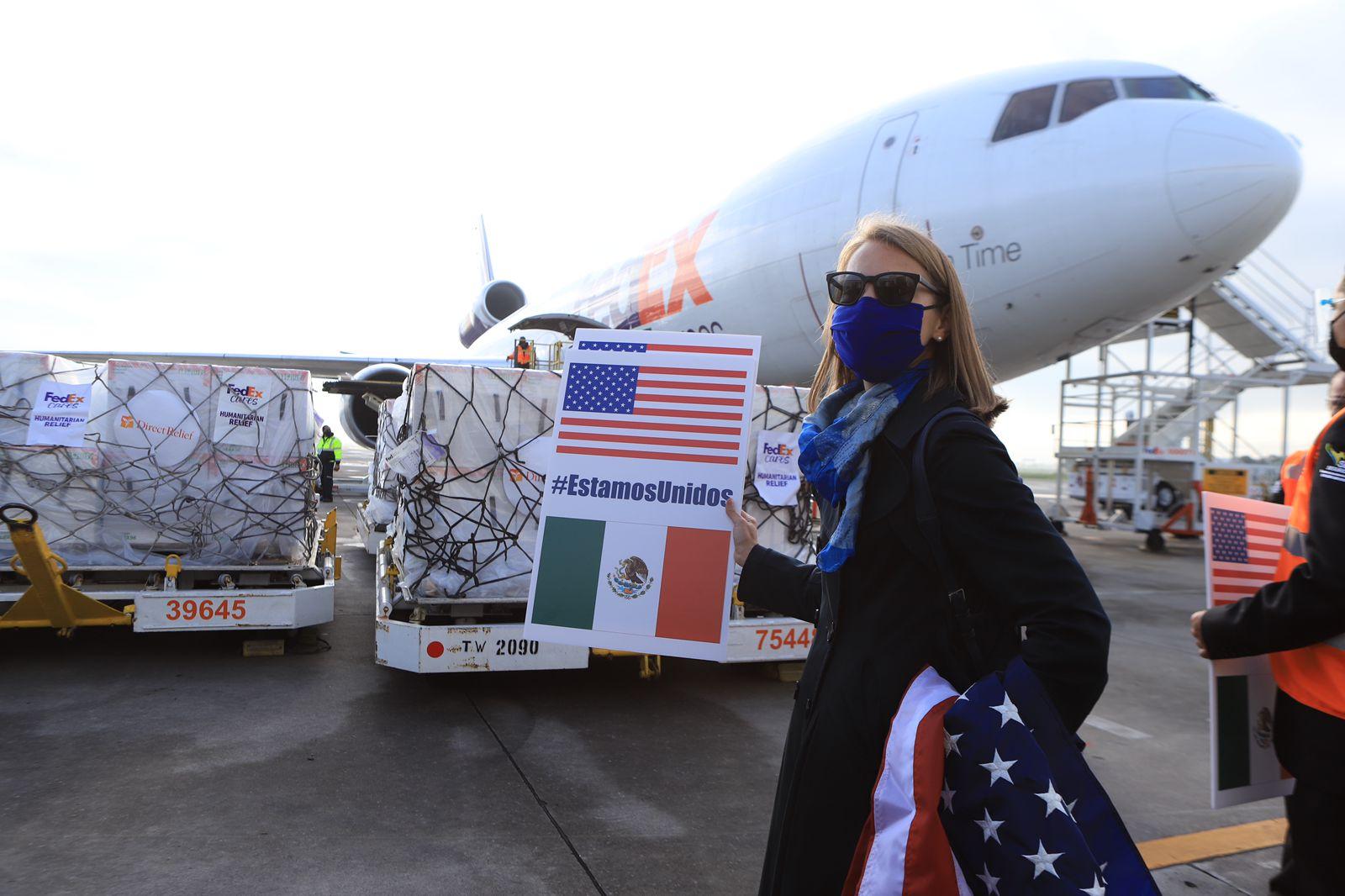 Llega a México primer embarque de vacunas Moderna a la Aduana de Toluca: Horacio Duarte - Ago 24, 2021