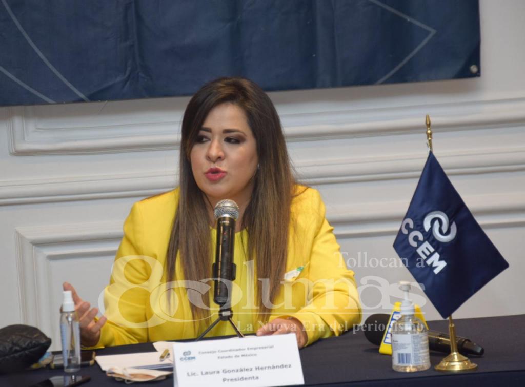 CCEM integró una comisión de enlace con la nueva Legislatura Local - Ago 31, 2021
