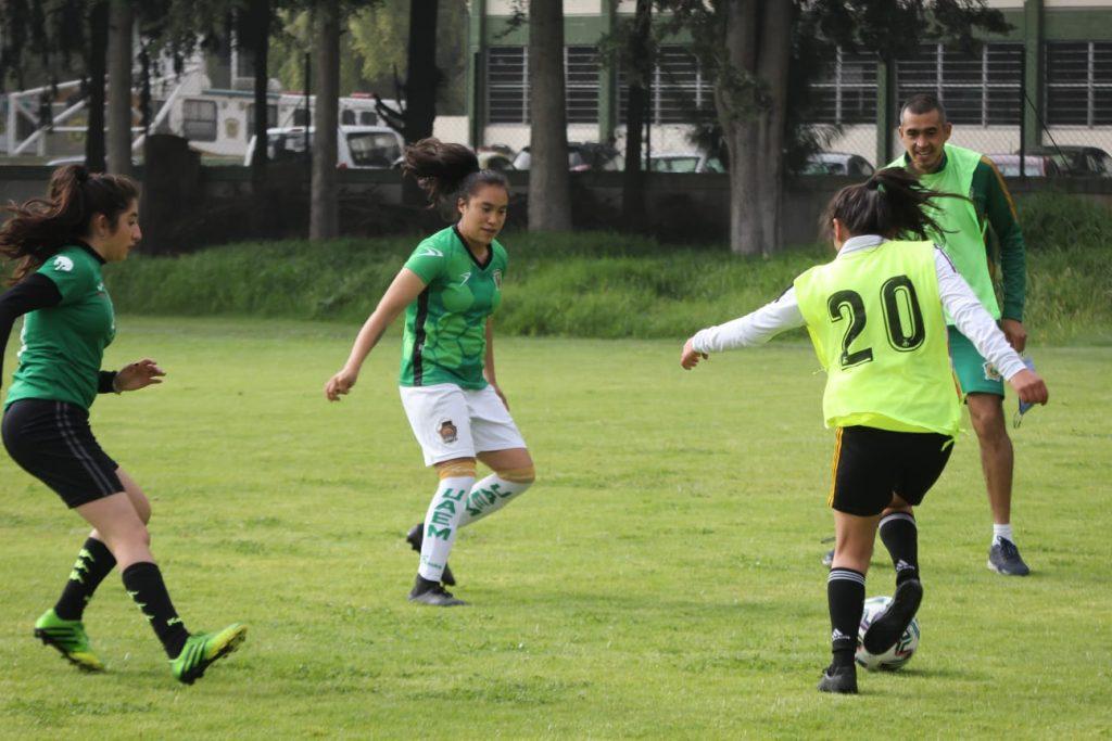 Edna Perea Araujo, goleadora de la UAEM, invitada a jugar en Armenia - Ago 20, 2021