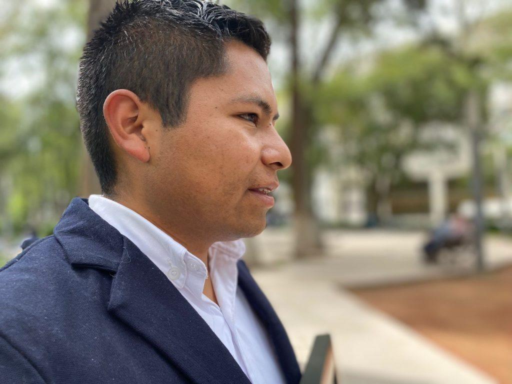 Efraín Martínez Guzmán crea 'Otomí App' - Ago 22, 2021