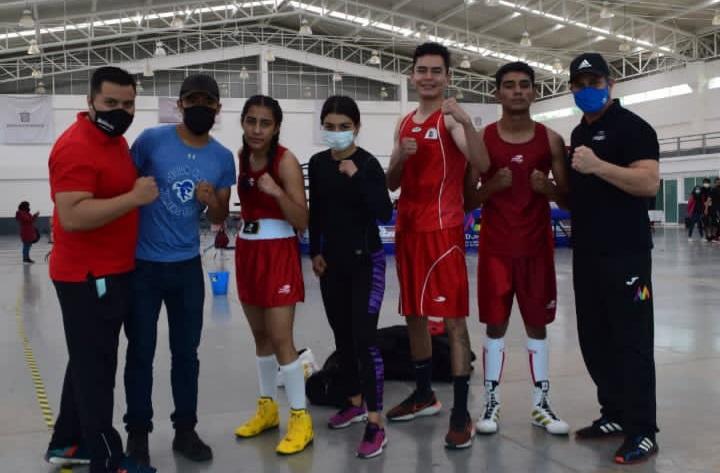 Se enfrentan boxeadores del Valle de México y de Toluca - Sep 8, 2021