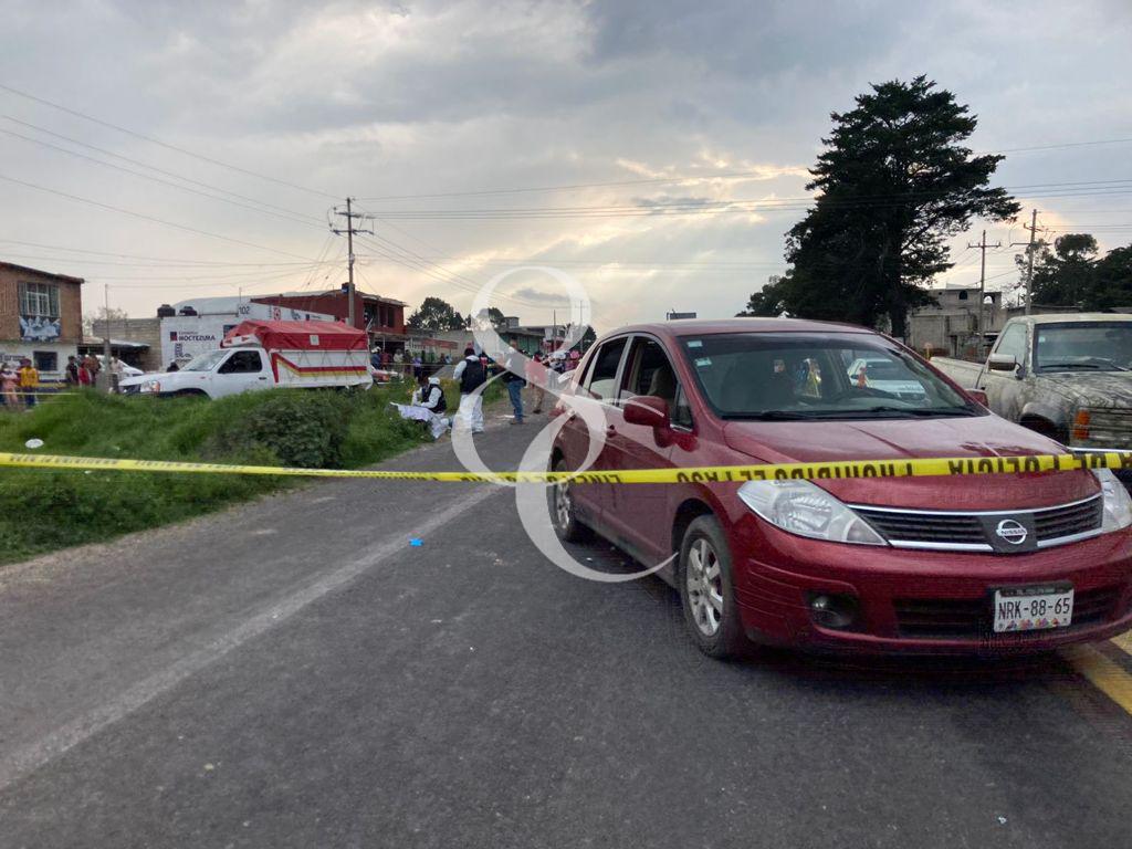 Carambola deja taxista muerto en Villa Victoria - Sep 26, 2021