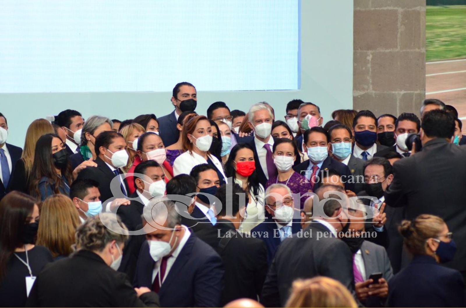 Convoca mandatario mexiquense a la unidad y a la búsqueda de acuerdos - Sep 20, 2021