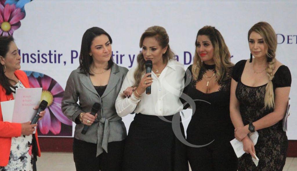 Mujeres Inquebrantables busca reconstruir el tejido social de las familias: Esmeralda de Luna - Sep 26, 2021
