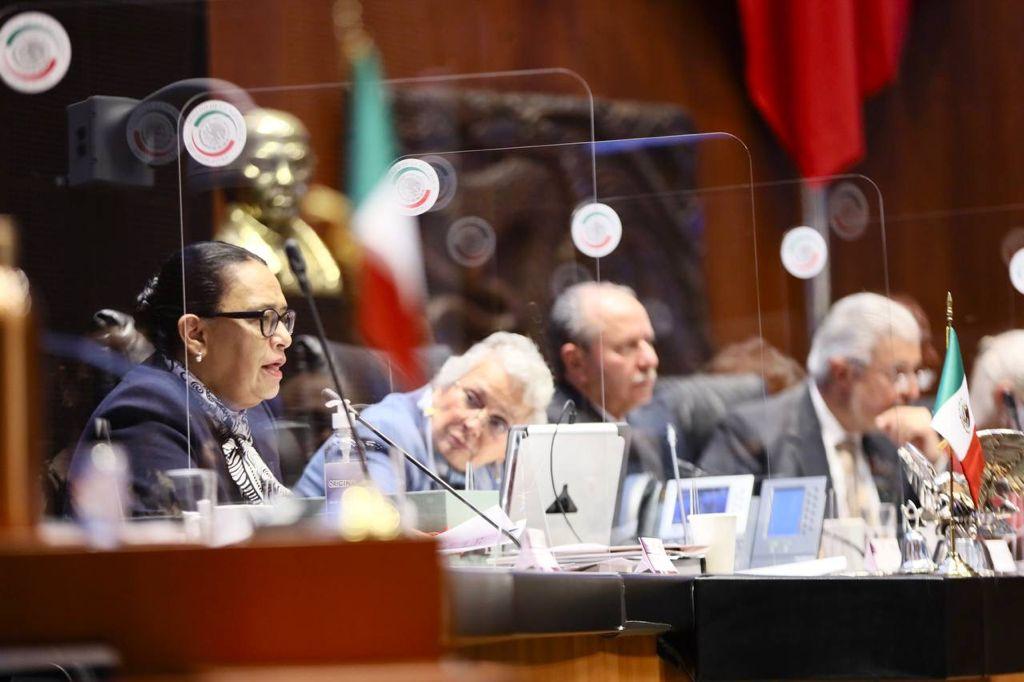 México avanza en la construcción de la paz: SSPC - Sep 21, 2021